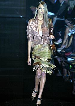 Gucci Spring 2005 Ready-to-Wear Collections 0001