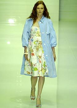Burberry Prorsum Spring 2005 Ready-to-Wear Collections 0001