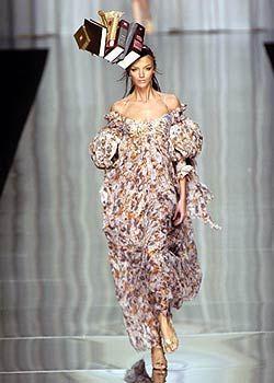 Antonio Berardi Spring 2005 Ready-to-Wear Collections 0001