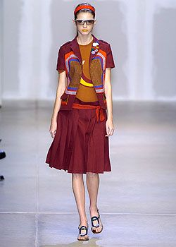 Miu Miu Spring 2005 Ready-to-Wear Collections 0001