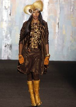 Anna Sui Fall 2005 Ready-to-Wear Collections 0001
