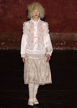 Undercover Spring 2005 Ready-to-Wear Collections 0001
