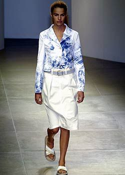 Jil Sander Spring 2005 Ready-to-Wear Collections 0001