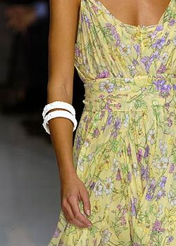 Burberry Prorsum Spring 2005 Ready-to-Wear Detail 0001