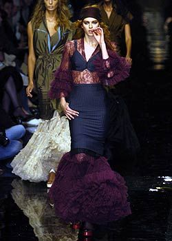 Jean Paul Gaultier Spring 2005 Ready-to-Wear Collections 0001