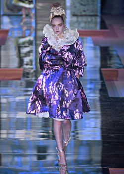 Christian Lacroix Spring 2005 Haute Couture Collections 0001