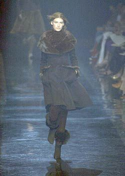 Jean Paul Gaultier Fall 2005 Haute Couture Collections 0001