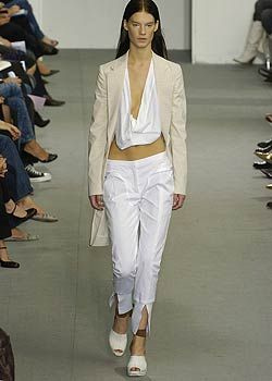 Helmut Lang Spring 2005 Ready-to-Wear Collections 0001