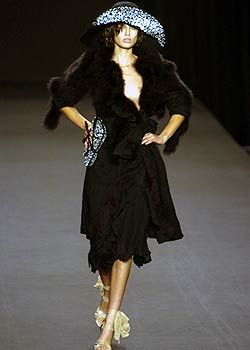 Sonia Rykiel Spring 2005 Ready-to-Wear Collections 0001