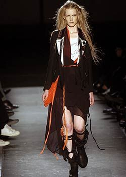 Ann Demeulemeester Spring 2005 Ready-to-Wear Collections 0001