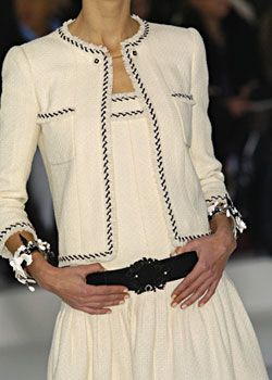 Chanel Spring 2005 Haute Couture Detail 0001