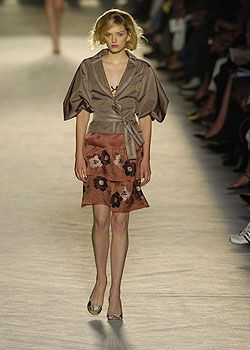 Nina Ricci Spring 2005 Ready-to-Wear Collections 0001