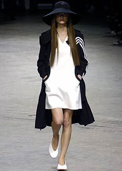 Y3 Spring 2005 Ready-to-Wear Collections 0001