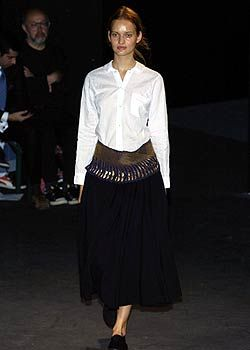 Junya Watanabe Spring 2005 Ready-to-Wear Collections 0001