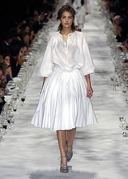 Dries Van Noten Spring 2005 Ready-to-Wear Collections 0001