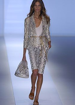 Paco Rabanne Spring 2005 Ready-to-Wear Collections 0001