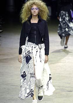 Y's Spring 2005 Ready-to-Wear Collections 0001