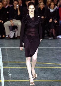 Rick Owens Spring 2005 Ready-to-Wear Collections 0001