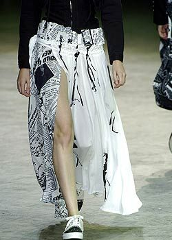 Y's Spring 2005 Ready-to-Wear Detail 0001