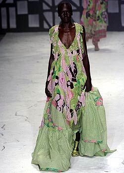 Kenzo Spring 2005 Ready-to-Wear Collections 0001