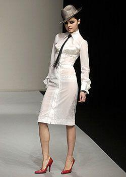 Laurent Mercier Spring 2005 Haute Couture Collections 0001
