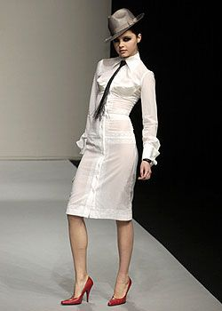 Laurent Mercier Spring 2005 Haute Couture Collections 0001