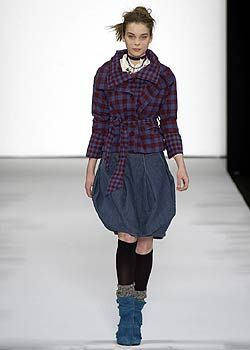 Marc by Marc Jacobs Fall 2005 Ready-to-Wear Collections 0001