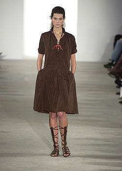 Derek Lam Fall 2005 Ready-to-Wear Collections 0001