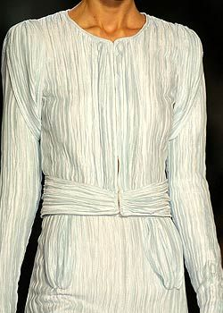 Rochas Spring 2005 Ready-to-Wear Detail 0001