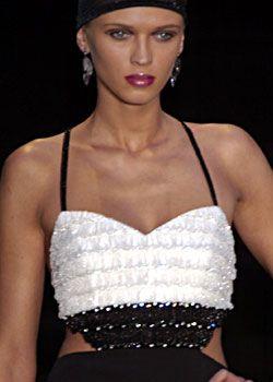 Giorgio Armani Spring 2005 Haute Couture Detail 0001