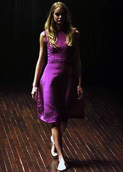 Lanvin Spring 2005 Ready-to-Wear Collections 0001