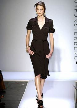 Diane von Furstenberg Fall 2005 Ready-to-Wear Collections 0001