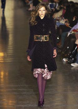 Jill Stuart Fall 2005 Ready-to-Wear Collections 0001