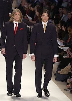 Richard Tyler Fall 2005 Ready-to-Wear Collections 0001