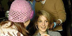 Proenza Schouler Fall 2005 Ready-to-Wear Backstage 0001