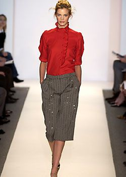 Lela Rose Fall 2005 Ready-to-Wear Collections 0001