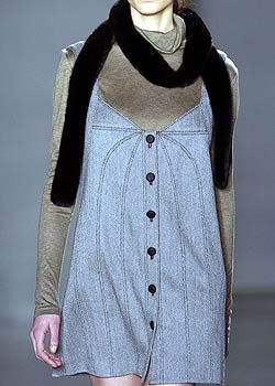 Proenza Schouler Fall 2005 Ready-to-Wear Detail 0001