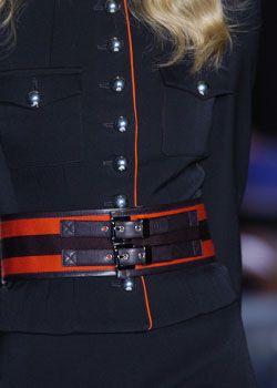 Michael Kors Fall 2005 Ready-to-Wear Detail 0001