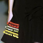 Behnaz Sarafpour Fall 2005 Ready-to-Wear Detail 0001