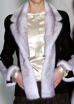 Jeffrey Chow Fall 2005 Ready-to-Wear Detail 0001