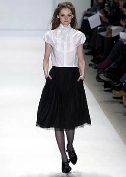 Peter Som Fall 2005 Ready-to-Wear Collections 0001