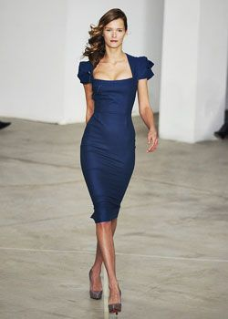 Roland Mouret Fall 2005 Ready-to-Wear Collections 0001