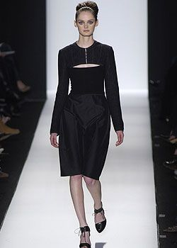 Narciso Rodriguez Fall 2005 Ready-to-Wear Collections 0001