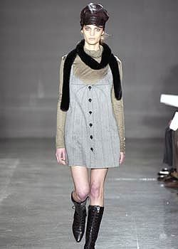 Proenza Schouler Fall 2005 Ready-to-Wear Collections 0001