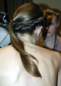 As Four Fall 2005 Ready-to-Wear Backstage 0001