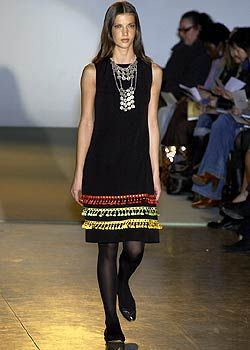 Behnaz Sarafpour Fall 2005 Ready-to-Wear Collections 0001