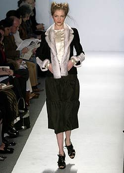 Jeffrey Chow Fall 2005 Ready-to-Wear Collections 0001