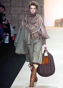 Bora Aksu Fall 2005 Ready-to-Wear Collections 0001