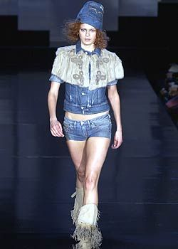 Diesel Fall 2005 Ready-to-Wear Collections 0001