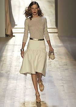 Salvatore Ferragamo Fall 2005 Ready-to-Wear Collections 0001